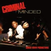 Обложка альбома Criminal Minded, Музыкальный Портал α