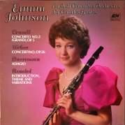 Обложка альбома Crusell: Concerto no. 2 (Grand), op. 5 / Weber: Concertino, op. 26 / Baermann: Adagio / Rossini: Introduction, Theme and Variations, Музыкальный Портал α