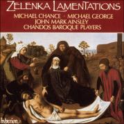 Обложка альбома Lamentations, Музыкальный Портал α