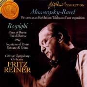 Mussorgsky: Pictures at an Exhibition / Respighi: Pines of Rome / Fountains of Rome, Музыкальный Портал α
