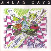 Обложка альбома Salad Days, Музыкальный Портал α
