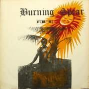 Обложка альбома Studio One Presents Burning Spear, Музыкальный Портал α