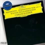 Обложка альбома Symphonien nos. 5 & 7, Музыкальный Портал α