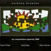 Обложка альбома Ten Compositions (Quartet) 2000, Музыкальный Портал α